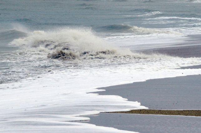 Plage de Berck-sur-Mer où la petite fille a été retrouvée
