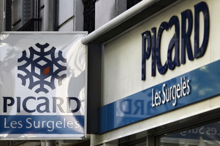 Un magasin de surgelés Picard à Paris, le 3 septembre 2010 (archives)