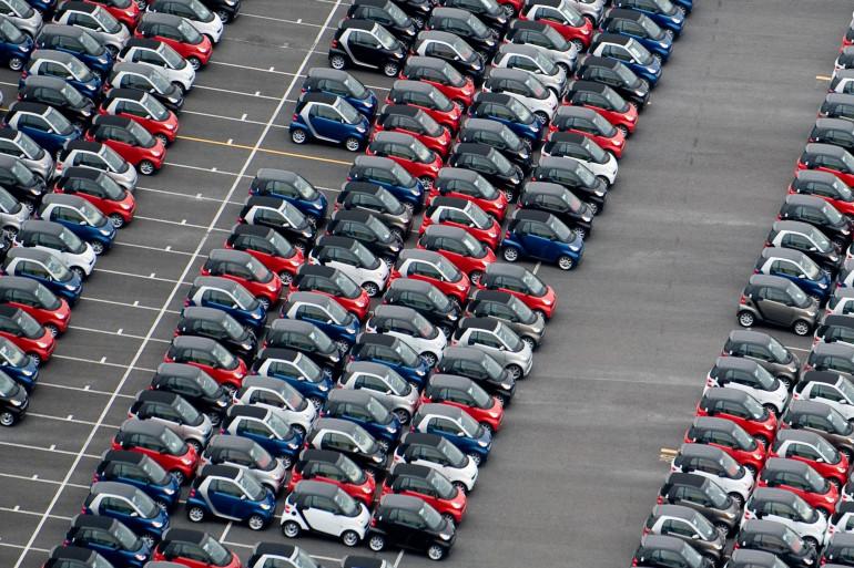 Selon une étude, la Smart Fortwo II est la voiture la plus volée en France. 8,5% sont recensées comme volées par BCA Expertise.