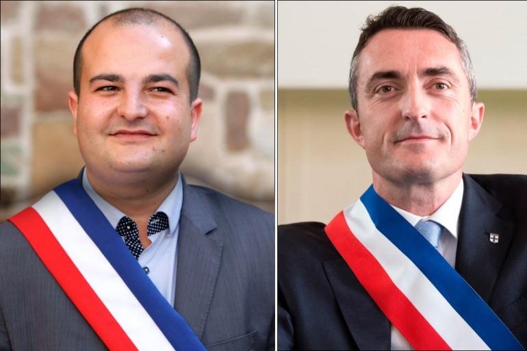 David Rachline, dans le Var, et Stéphane Ravier, dans les Bouches-du-Rhône, sont les deux premiers sénateurs de l'histoire du FN