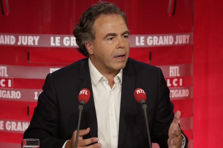 Luc Chatel invité du Grand Jury RTL/ Le Figaro/ LCI