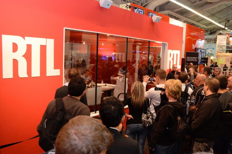 RTL en direct du Mondial de l'Automobile