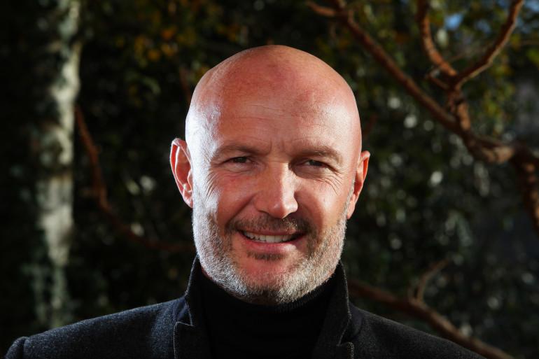 Frank Leboeuf en décembre 2011