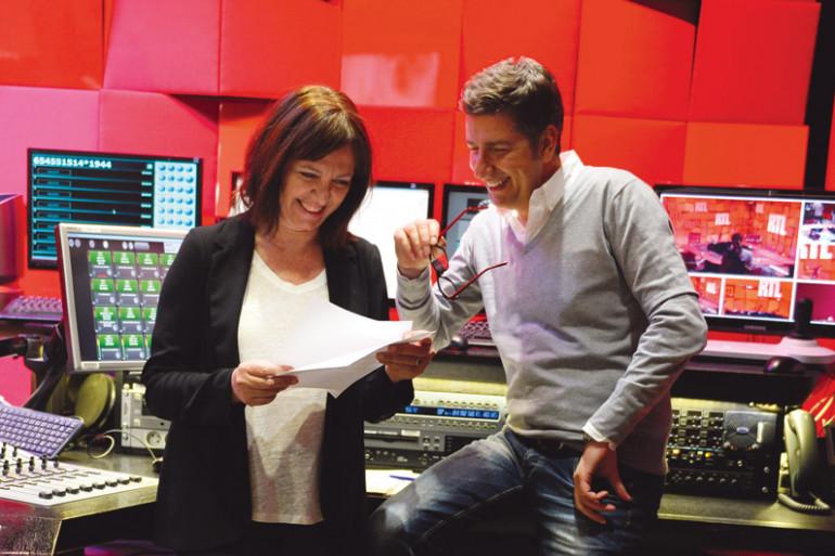 Jean-Michel Zecca et Jade
