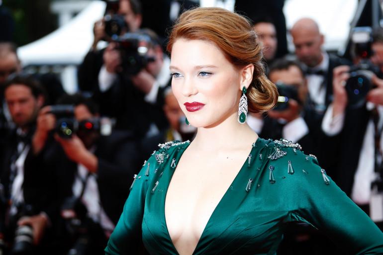 Léa Seydoux incarne la femme fatale du nouveau James Bond