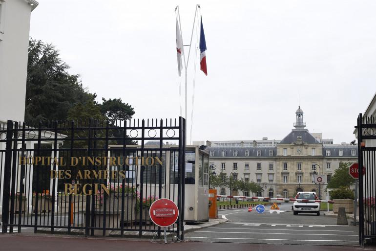 L'hôpital Bégin de Saint-Mandé en Île-de-France (archive)