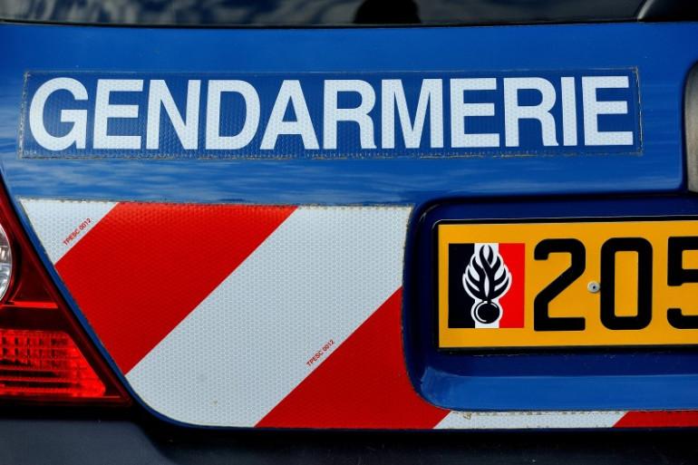 Une voiture de gendarmerie en septembre 2013 (Archives).