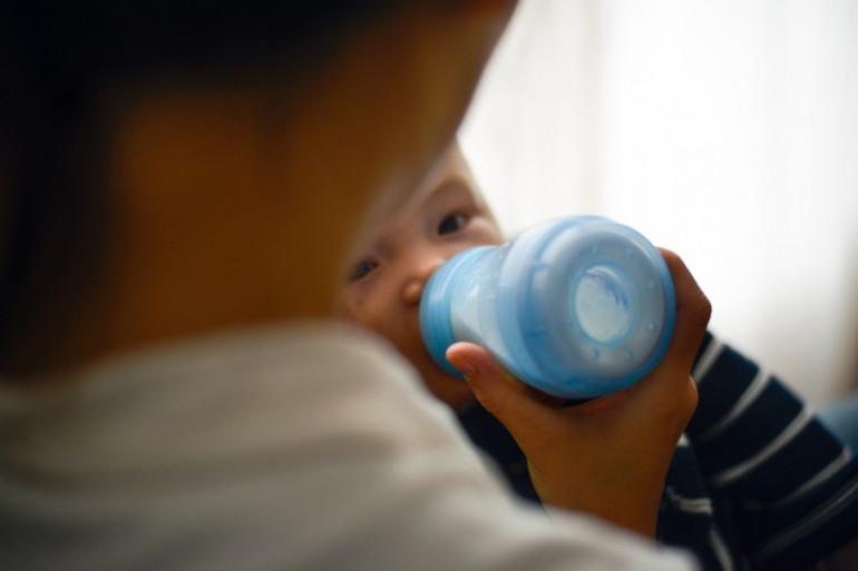 Un bébé (image d'illustration).