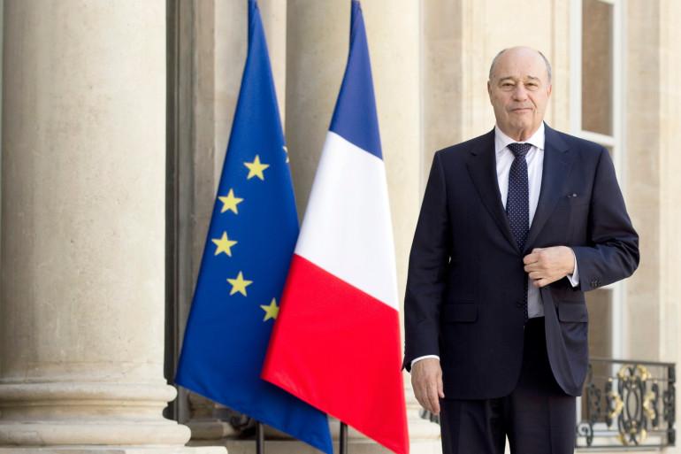 Le président du PRG, Jean-Michel Baylet, à l'Élysée, le 15 mai 2014.