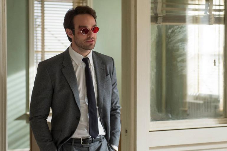 """Charlie Cox incarne """"Daredevil"""" dans la nouvelle série Marvel-Netflix"""