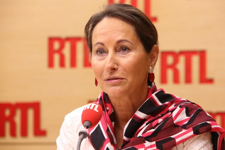 Ségolène Royal, invitée de RTL, le 14 octobre 2014