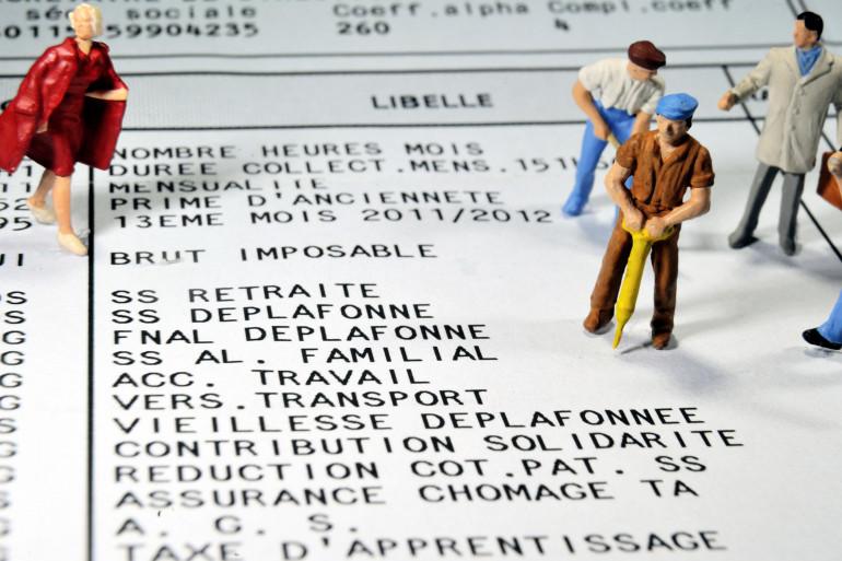 Le coût horaire dans l'industrie française atteint 36,8 euros, soit moins qu'en Allemagne, où il est de 38,5 euros (illustration).