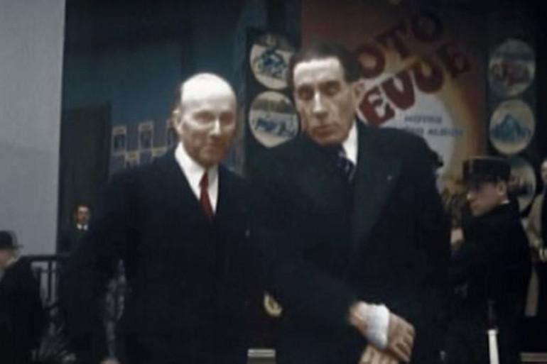 Louis Renault et André Citroën