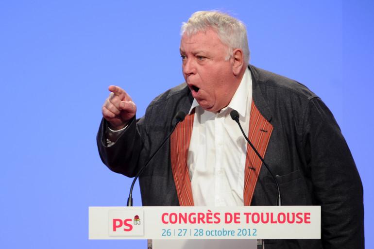 Gérard Filoche, membre du bureau national du Parti socialiste, est dans le collimateur de dizaines de députés socialistes