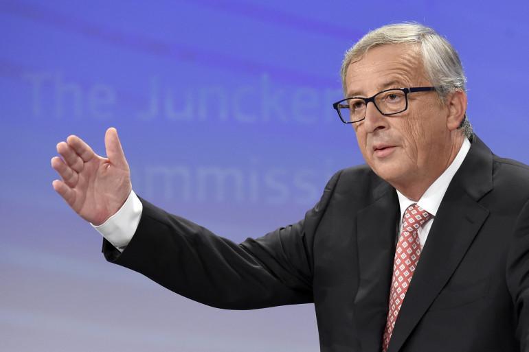Jean-Claude Juncker, le 10 septembre 2014, à Bruxelles. (archives)
