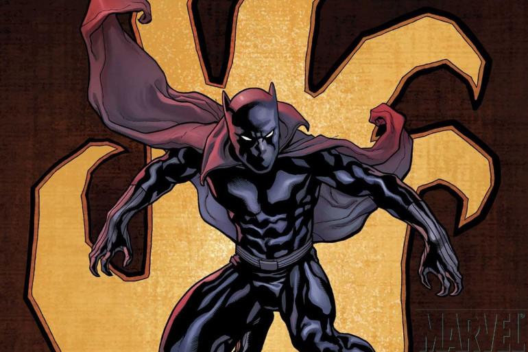 Le personnage de Black Panther
