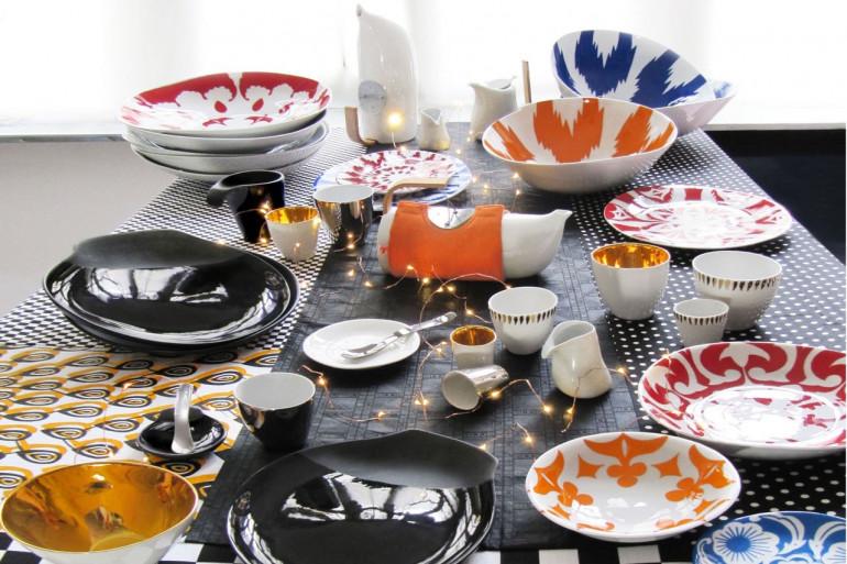 Collection art de la table Tsé & Tsé