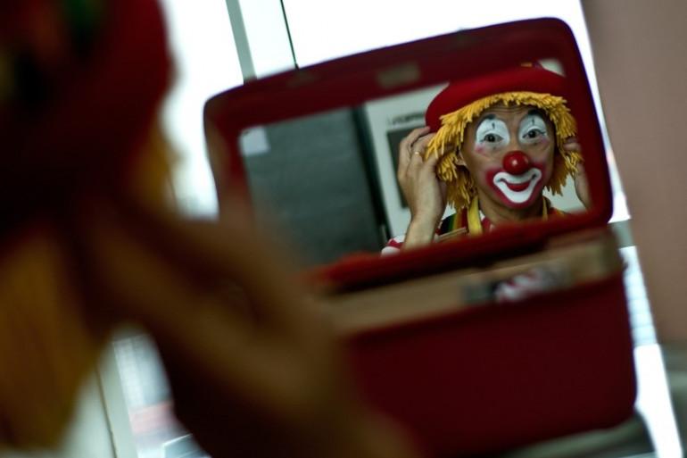 Un clown en Malaisie, le 17 août 2014. (archives)