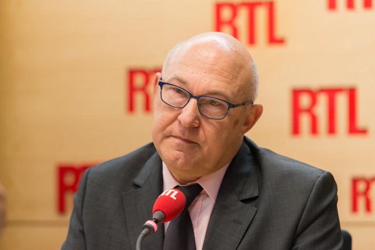 Michel Sapin, invité de RTL, le 30 octobre 2014