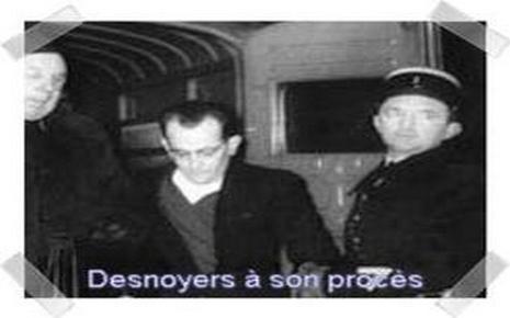 Arrestation du curé d'Uruffe