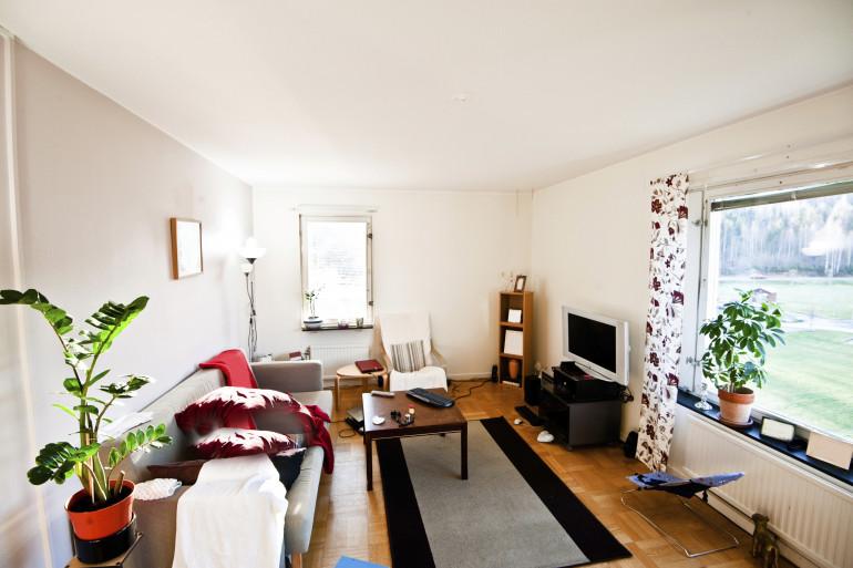 Un appartement meublé (illustration)