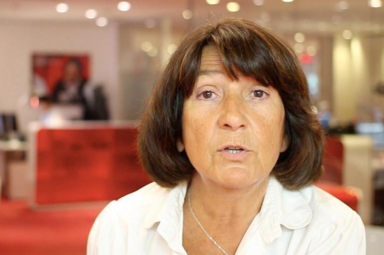 Isabelle Dath, rédacteur en chef du service étranger de RTL