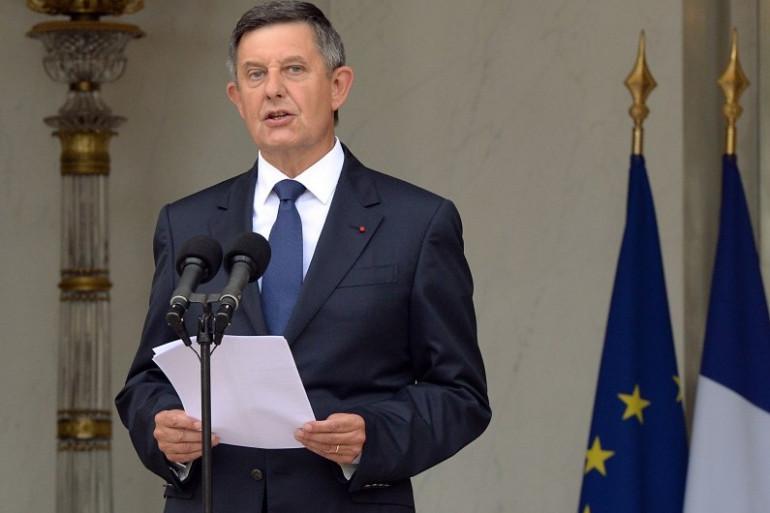 Jean-Pierre Jouyet, secrétaire général de l'Élysée
