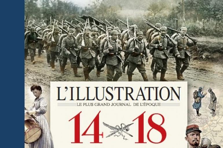 """""""14-18 la grande guerre telle que les Français l'ont vécue"""""""