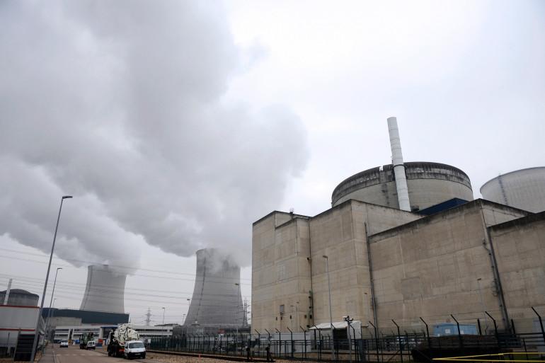 La centrale nucléaire de Cattenom en Moselle a été survolée par un drone. (archives)