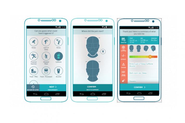 Migraine Buddy, une application pour vous aider à gérer vos migraines
