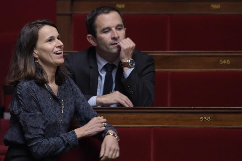 Aurélie Filippetti et Benoît Hamon s'étaient déjà abstenus lors du vote du 20 octobre. (archives)