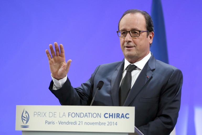 La majorité des sympathisants de gauche ne veulent pas que François Hollande se représente