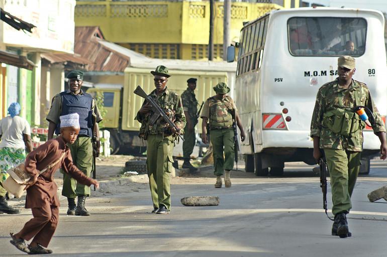 Depuis octobre 2011, le Kenya a été le théâtre d'une série d'attaques attribuées aux shebab (illustration).
