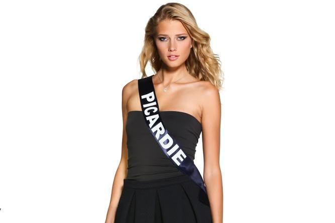 Miss France 2015 : Adeline Legris-Croisel est Miss Picardie