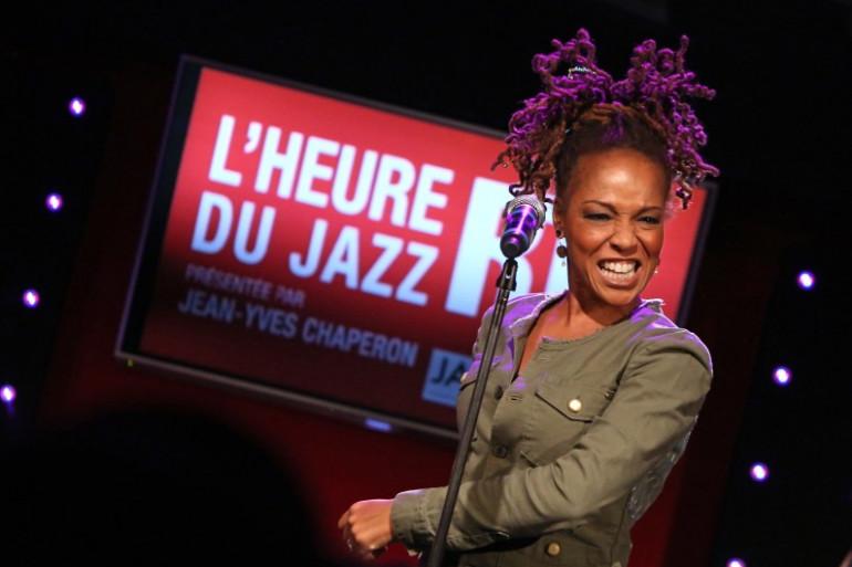 Lisa Simone, un super tempérament - crédits Fred Bukajlo Abacapress pour RTL
