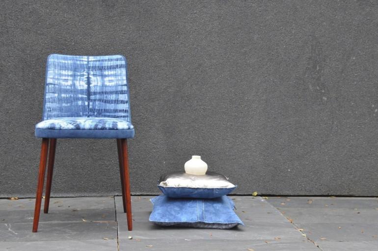 Chaise indigo, Ôtsuki Sama