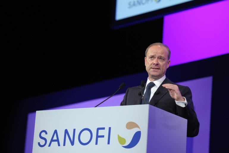 Christopher Viehbacher, ancien PDG de Sanofi a été évincé du groupe fin octobre. (archives).