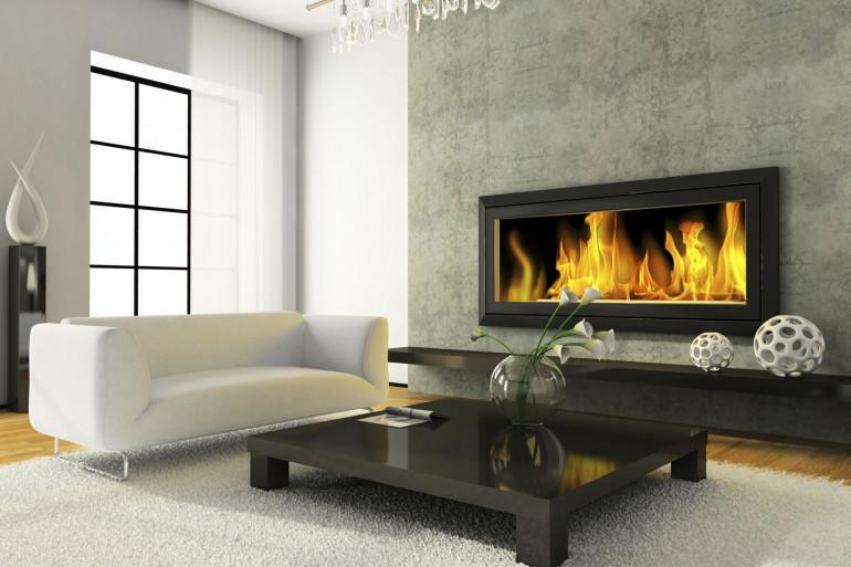 Profitez de la rénovation pour donner un aspect moderne à votre cheminée