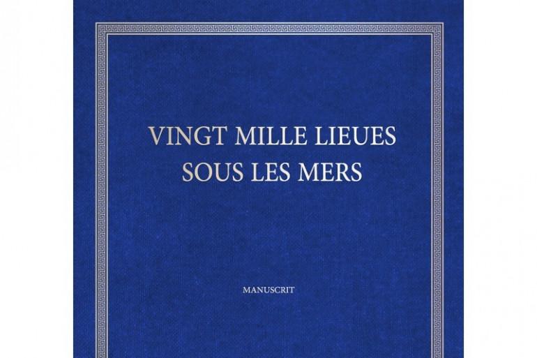 """""""Vingt mille lieues sous les mers"""" de Jules Verne ressort dans une somptueuse édition"""