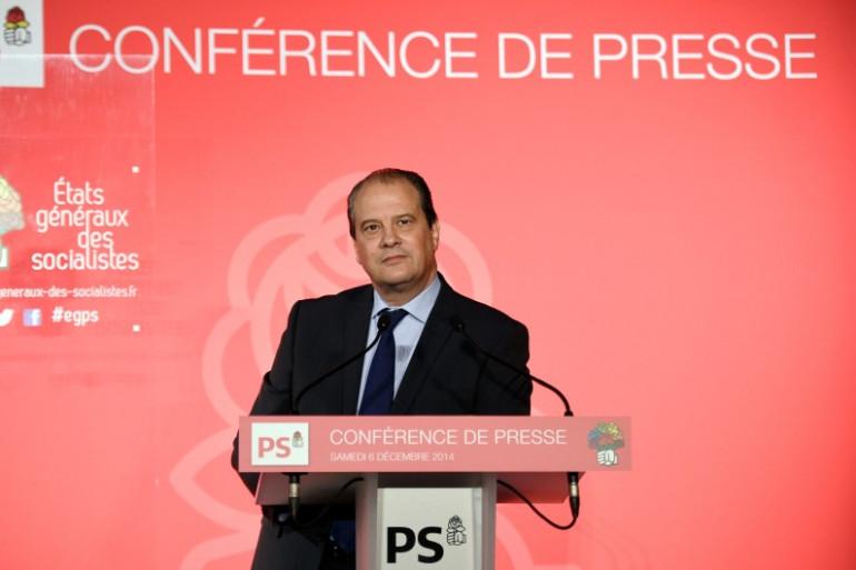 Jean-Christophe Cambadélis, le 6 décembre 2014, à Paris. (archives)