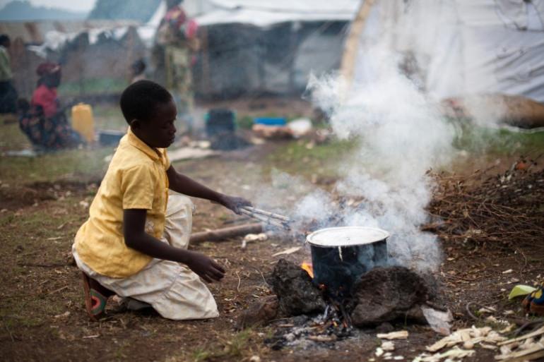 Avec le système traditionnel de cuisson, 95% de l'énergie est perdue