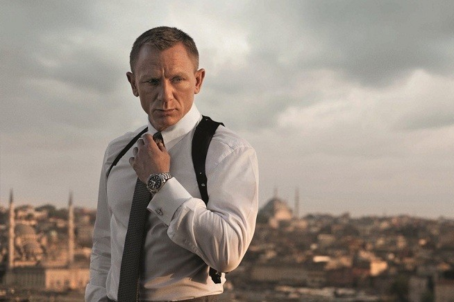 """Le tournage du nouvel épisode de """"James Bond"""" avec Daniel Craig reprendra le 6 décembre"""