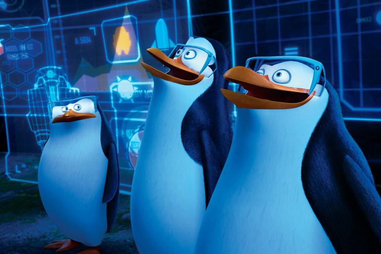 """Les Pingouins de Madagascar débarquent en solo dans """"Le Choc des espions"""""""