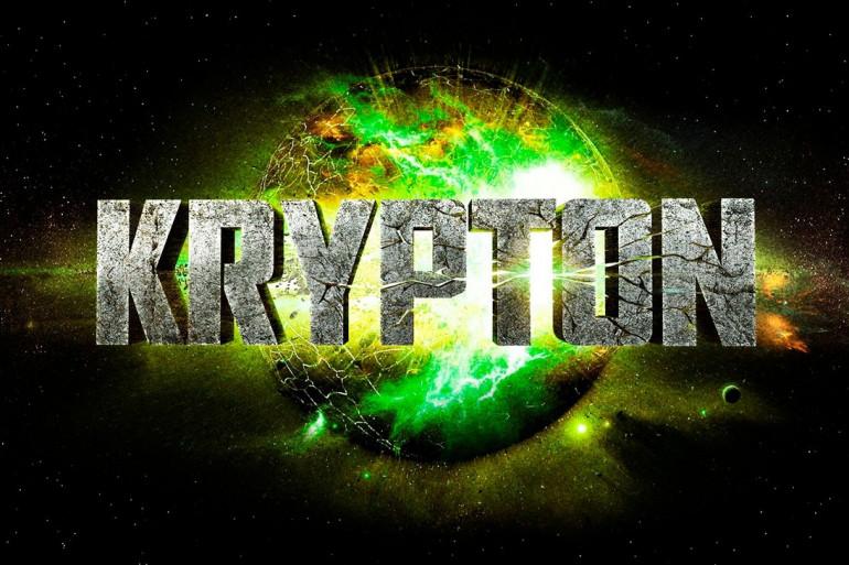 """""""Krypton"""" la nouvelle série consacrée à Superman"""