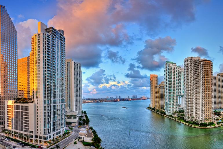 Miami (États-Unis), 10e ville la plus chère sur Airbnb