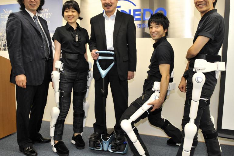 Les robots aident les milieux hospitaliers au Japon