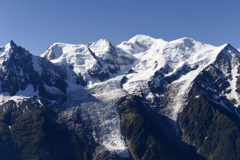Le Mont Blanc (illustration)