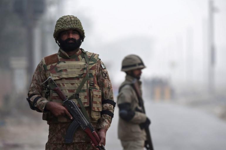Des soldats pakistanais (illustration)