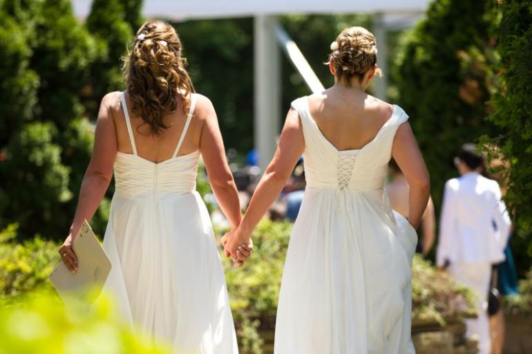 La Cour suprême des Etats-Unis va décider si les couples homosexuels auront le droit de se marier partout dans le pays. (illustration)