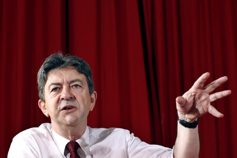 Jean-Luc Mélenchon (archives).